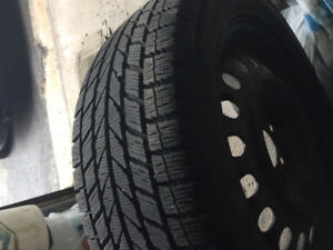 Pneus D'hiver/Winter Tires (215/55R17 )