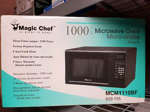 Brand New Master Chef Microwave Oven