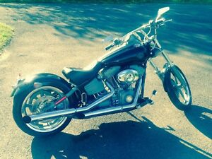 2008 Harley Davidson Rocker