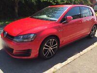 2014 VW golf GTD diesel 2.0 5 door px not gti s3
