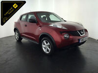 2013 NISSAN JUKE VISIA DCI 1 OWNER NISSAN SERVICE HISTORY FINANCE PX WELCOME