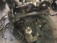 Vw golf mk6 1.6 tdi lhw 5 speed manual gearbox done 60k