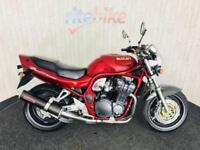 SUZUKI BANDIT 1200 GSF 1200 W GSF1200 MK1 BANDIT 1998 S REG GENUINE 4120MLS