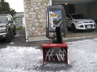 Snow Blower Made By M.T.D