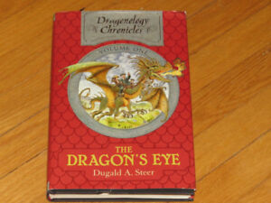 THE DRAGON'S  EYE / D.STEER anglais