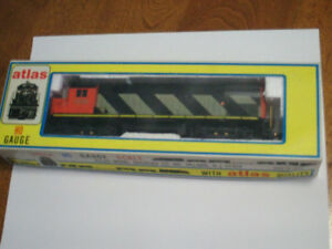 HO scale C424 CN engine for electric model trains
