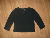 The Children's Place size 4T black top