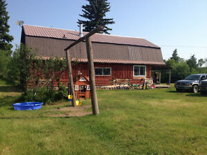 Taking offers on our acreage.