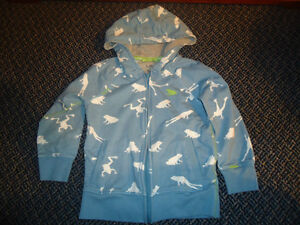 Boys Size 7 Frog Hoodie by *****Hatley****
