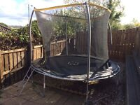 10 ft Trampoline with Enclosure