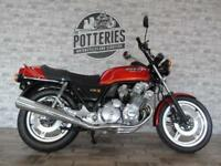 Honda CBX1000 Super Sport 6 Cylinder Classic Bike Restored 10 out of 10!