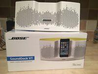 Bose sound dock XT