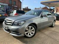 2015 Mercedes-Benz C-CLASS 2.1 C220 CDI EXECUTIVE SE 2d 168 BHP Auto Coupe Diese