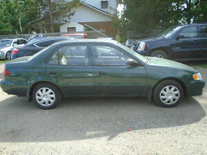 1999 Toyota Corolla Sedan Cambridge Kitchener Area image 5
