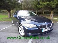 2012 BMW 5 SERIES 520D SE SALOON DIESEL