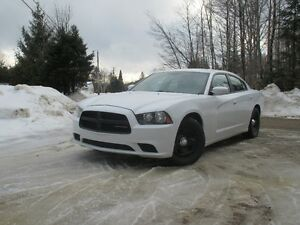 2013 Dodge Charger police pack Berline