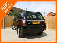 2011 Land Rover Freelander 2.2 TD4 Turbo Diesel XS 6 Speed Auto 4x4 4WD Sat Nav