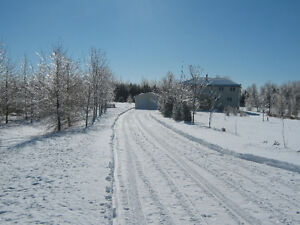 Peaceful Country Living in South Stormont Ontario on 5.95 Acres