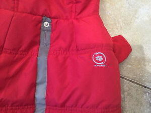 Premium Dog Coat by Silver Paw size XL West Island Greater Montréal image 2