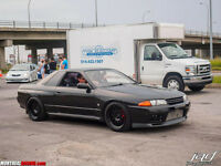 Looking for nissan skyline R32 or R33