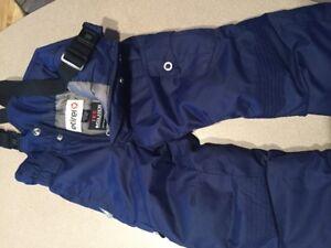 Dark Navy Snow pants size 3 T