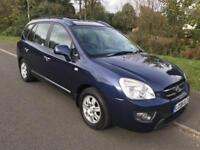 2008 KIA CARENS 2.0 CRDi GS 5dr 7 Seats