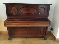 Upright Collingwood Piano