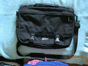 "EEUC MEC SHOULDER BAG - can FIT up to 17"" LAPTOP"