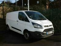 2017 Ford Transit Custom 2.0 TDCi 130ps Long Wheelbase L2H1 Low Roof Van PANEL V