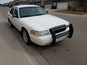 2010 Ford Crown Victoria - Fully Upgraded