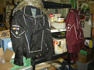 PANTS,SNOWMOBILE[new]. Yamaha JACKET [vintage]
