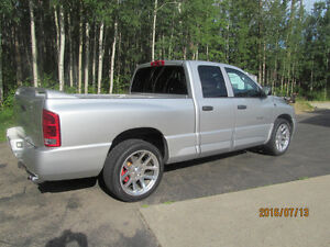 2005 Dodge Power Ram 1500 SRT 10 Pickup Truck