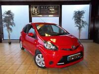 ~LOOK~2014 14 TOYOTA AYGO 1.0 MOVE WITH STYLE 5 DOOR~FREE TAX BAND~1 OWNER CAR~