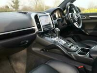 2017 Porsche Cayenne V8 TURBO TIPTRONIC S SUV Petrol Automatic