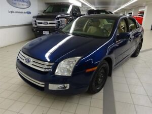 Ford Fusion SEL V 6 CUIR SUPERBE CONDITION  2006