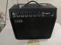 Nova Stage 30 Guitar Amplifier
