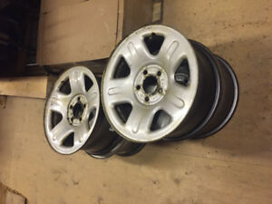 "16"" Ford Steel Rims"