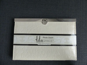 Brand New in Packaging - Photo clutch by Lilagrace