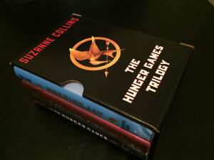 Books - The Hunger Games Trilogy