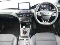 2019 Ford Focus 1.5 EcoBlue 120 ST-Line X 5dr Hatchback Diesel Manual