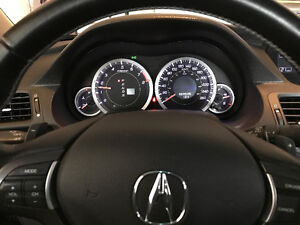 2012 Acura TSX Premium Sedan - accident free and low kms!