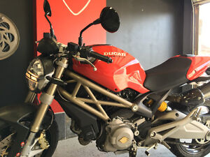 Ducati Monster 20th Anniversary Edition- ONLY 200 Produced!