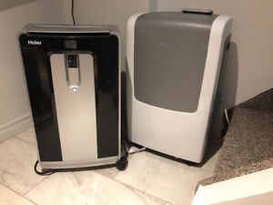 2 Powerful Portable Air Conditioners Available