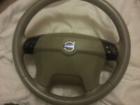 Volvo Steering Wheel with Airbag