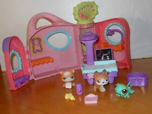 Littlest Pet Shop Clinique vétérinaire/Get Better Center