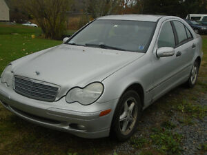 2003 Mercedes-Benz C-Class Sedan