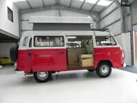 VW Danbury Diamond, Volkswagen Camper, type 2 Brazilian.