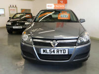 2004 54 reg VAUXHALL ASTRA 1.6cc *AUTOMATIC* EXCELLENT CONDITION - *REDUCED*