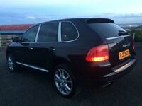 2005 Porsche Cayenne 4.5s 340Bhp / 4x4 / trade in accepted / FINANCE AVAILABLE