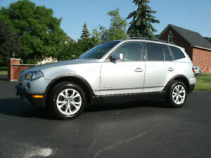 2009 BMW X3: AWD, Leather,Sun Roof, Drives Great, Must See!!